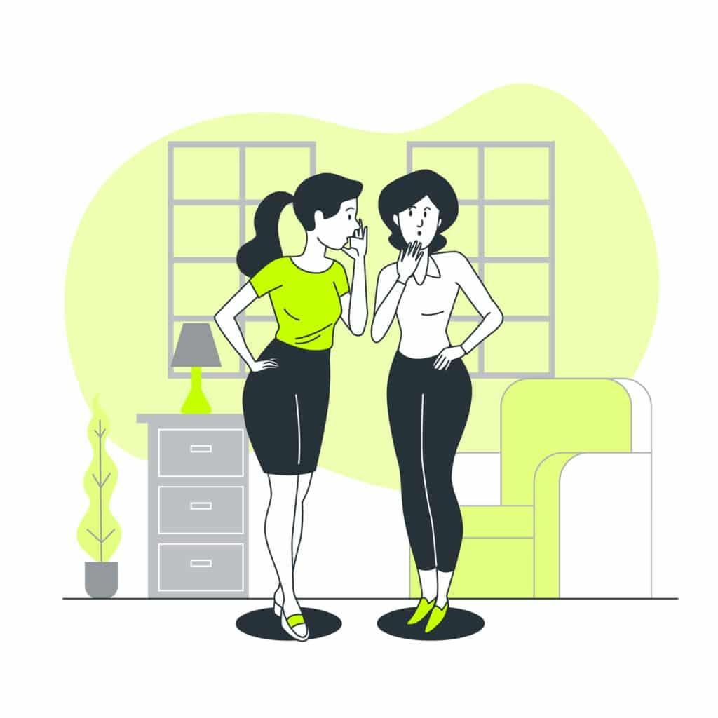 Gossip au travail
